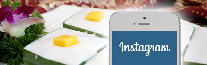 タイ出張報告2〜Instagramの写真でレストラン繁盛