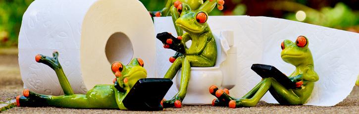 トイレ空き状況確認システムによる業務効率化のススメ