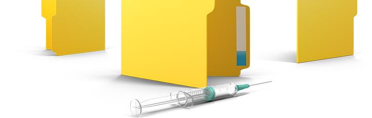 予防接種履歴をネットで確認(韓国)