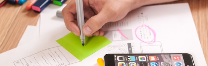システム/アプリのプロトタイプを絵で描こう