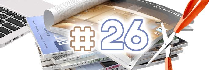 デザインとUX/UIのウィークリーまとめ(#26)